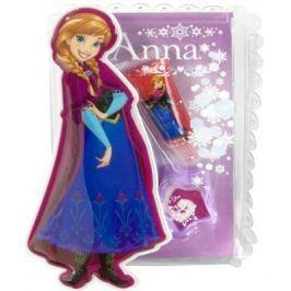 Игровой набор детской декоративной косметики Markwins Frozen Анна 9606151 2 предмета