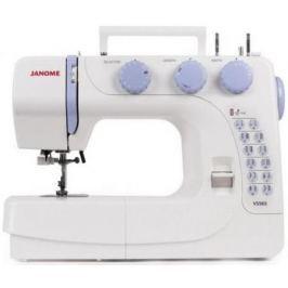 Швейная машина Janome VS56S белый