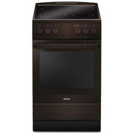 Электрическая плита Hansa FCCB54000 коричневый