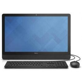 """Моноблок 23.8"""" DELL Inspiron 3464 1920 x 1080 Intel Core i3-7100U 4Gb 1 Tb Intel HD Graphics 620 Ubuntu черный 3464-0599"""