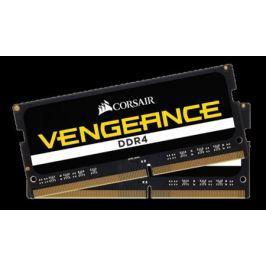 Оперативная память для ноутбуков SO-DDR4 16Gb (2x8Gb) PC19200 2400MHz Corsair CMSX16GX4M2A2400C16 Retail