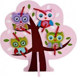 Шнуровка Mapacha Дерево с совятами