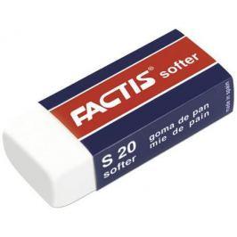 Ластик Factis S20 1 шт прямоугольный