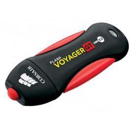 Флешка USB 256Gb Corsair Voyager GT CMFVYGT3B-256GB черно-красный