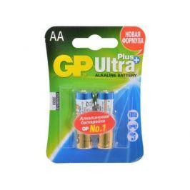 Батарейки GP Ultra Plus Alkaline 15AUP AA 2 шт