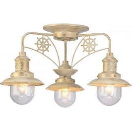 Потолочная люстра Arte Lamp Sailor A4524PL-3WG