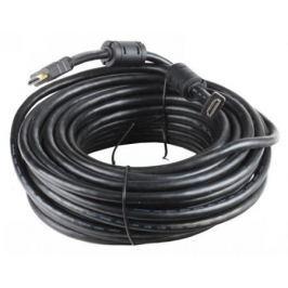 Кабель AOpen HDMI 19M/M+2 фильтра 1.4V+3D/Ethernet AOpen <ACG511D-15M> 15m, позолоченные контакты