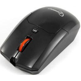 Мышь беспроводная Gembird MUSW-212 чёрный USB