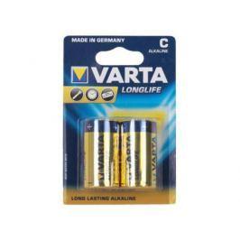Батарейки Varta Long Life C LR14 2 шт