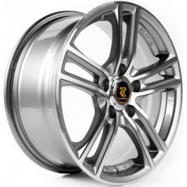 Диск RepliKey Renault Fluence RK9551 6.5xR15 5x114.3 мм ET43 GMF