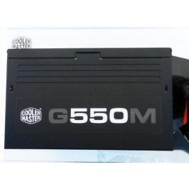 Блок питания ATX 550 Вт Cooler Master G550M RS550-AMAAB1-EU