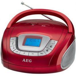 Магнитола AEG SR 4373 rot