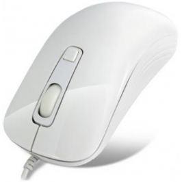 Мышь проводная Crown CMM-20 белый USB