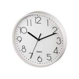 Часы Hama PG-220 настенные аналоговые белый 123166
