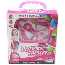 Набор доктора Shantou Gepai Doctor Trolley 5 предметов 5679