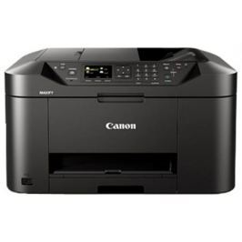 МФУ Canon Maxify MB2140 цветное A4 19/13ppm 600x1200 Duplex Wi-Fi USB черный 0959C007