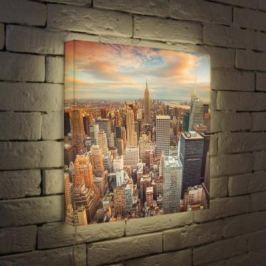 Лайтбокс NYC 45x45-105