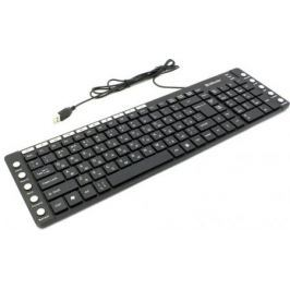 Клавиатура DEFENDER OfficeMate MM-810 USB черный 45810