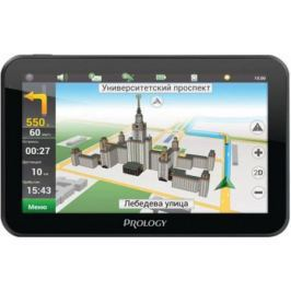 "Навигатор Prology IMAP-5700 Навител 5"" 480x272 microSD черный"