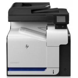 МФУ HP LaserJet Pro 500 color M570dn <CZ271A> принтер/сканер/копир/факс, A4, 30/30 стр/мин, ADF, дуплекс, двухстор. сканер, 256Мб, USB, LAN