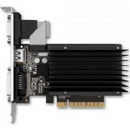 Видеокарта 2048Mb Palit GeForce GT710 PCI-E DVI HDMI HDCP NEAT7100HD46-2080H Oem