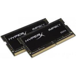 Оперативная память для ноутбуков SO-DDR4 32Gb (2x16Gb) PC17000 2133MHz Kingston HX421S13IBK2/32