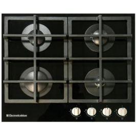 Варочная панель газовая Electronicsdeluxe GG4 750229F-012 черный