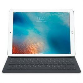 Клавиатура беспроводная Apple Smart Keyboard for 12.9-inch iPad Pro черный MNKT2RS/A