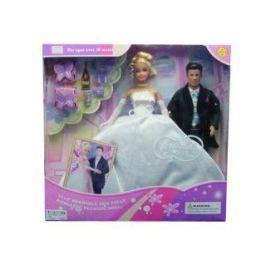Игровой набор DEFA LUCY Жених и невеста в ассортименте 29 см