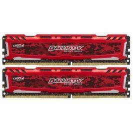 Оперативная память 32Gb (2x16Gb) PC4-19200 2400MHz DDR4 DIMM Crucial BLS2C16G4D240FSE