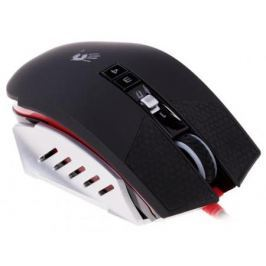 Мышь проводная A4TECH Bloody T6 Winner чёрный серый USB