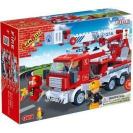 Конструктор BanBao Пожарная машина 290 элементов 8313