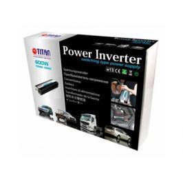 Автомобильный инвертор напряжения Titan HW-600E6 600Вт