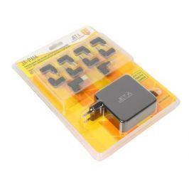 Блок питания для ноутбука Jet.A JA-PA14 45Вт с автоматическим переключением напряжения 10 переходников