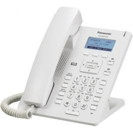 Телефон IP Panasonic KX-HDV100RU белый
