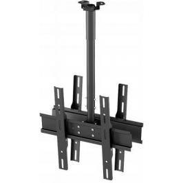 """Кронштейн Holder PR-102-B черный для ЖК ТВ 32-65"""" потолочный фиксированный VESA 400x400 до 90 кг"""
