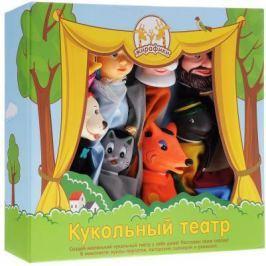 Игровой набор Жирафики Кукольный Театр - Буратино 8 предметов 68344