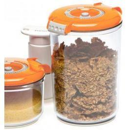 Контейнер для вакуумного упаковщика Status VAC-RD-15 оранжевый