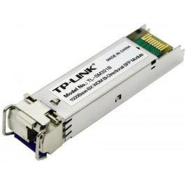 Трансивер TP-LINK TL-SM321B поддержка двунаправленной WDM технологии на расстояние до 10км