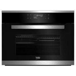 Электрический шкаф Beko BCW15500X серебристый/черный