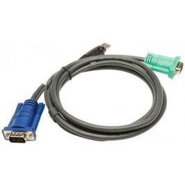 Кабель ATEN 2L-5202UP HD15M/USBAM 1.8м