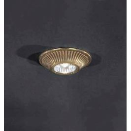 Встраиваемый светильник Reccagni Angelo SPOT 1078 bronzo