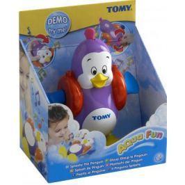 Заводная игрушка для ванны Tomy Плескающийся Пингвин