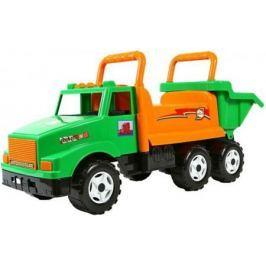 Каталка-самосвал Rich Toys МАГ с кузовом, 6 колёс зеленый от 10 месяцев пластик ОР211
