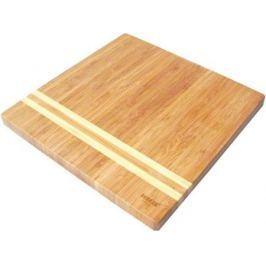 Доска разделочная Bekker BK-9725 25х25x1.8 бамбук