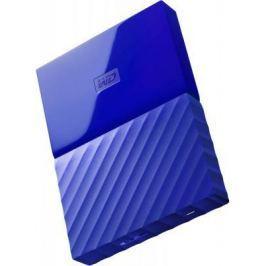 "Внешний жесткий диск 2.5"" USB3.0 2 Tb Western Digital WDBUAX0020BBL-EEUE синий"