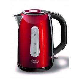Чайник Ariston WK 22M DR0 2200 Вт красный 1.7 л нержавеющая сталь