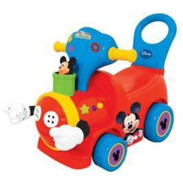 Каталка-пушкар Kiddieland Поезд с Микки Маусом красный от 18 месяцев пластик 043901