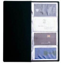 Визитница Panta Plast 03-1160-2/Черн 96 шт черный