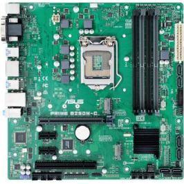 Материнская плата ASUS PRIME B250M-C Socket 1151 B250 4xDDR4 1xPCI-E 16x 1xPCI 2xPCI-E 1x 6 mATX Retail